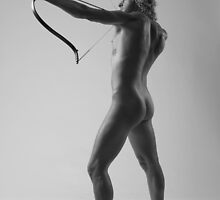 Modern Antiquity - Eros (2) by Sandra Chung