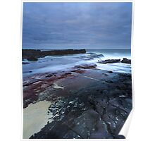 """""""The Pensive Soul"""" ∞ Haycock Point, NSW - Australia Poster"""
