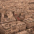 city scape by wendys-designs