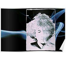 smoke rings Poster