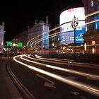 Piccadilly speed by Alex Chartonas