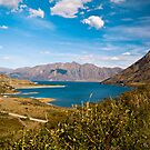 Lake Hawea by Waqar