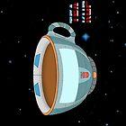 Tea Kup Case G2 by WUVWA