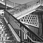 A Set of Steps, London, UK by honestyS2