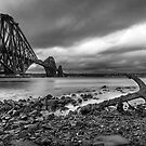 Forth Rail Bridge by Stuart Blance