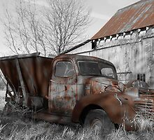 I've Seen Better Days by hubcap