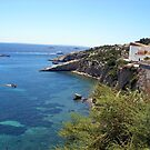 Blue Waters Around Ibiza by Fara