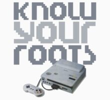 Know your roots by shadeprint