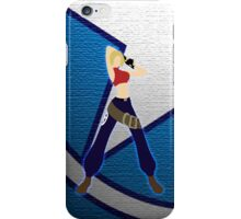 iBlue Mary iPhone Case/Skin