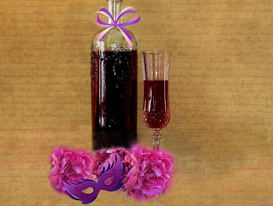 A Toast To Our Hosts by Linda Miller Gesualdo