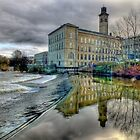 Salts Mill - HDR by Colin J Williams Photography
