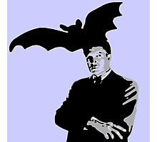 The Bat Photographic Print