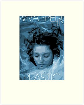 Wrapped In Plastic by SJ-Graphics