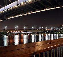 Brisbane at Night by Jack McClane