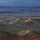 Peaks & Dunes by ZenCowboy