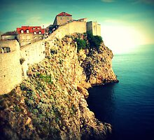 Dubrovnik, Croatia by Polly Palmer