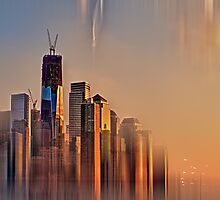 Freedom Tower Fantasy by Chris Lord