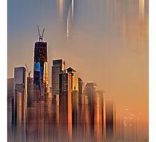 Freedom Tower Fantasy Photographic Print