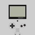 Gameboy Advance SP iCase ! (Gray) by Venum Spotah