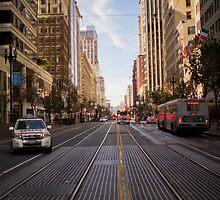 Streets of SF by ochfish