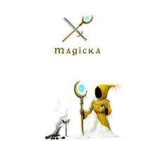 Magicka - Blizzard by Lukesmemo
