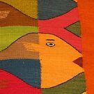 Rug from Oaxaca - Tapete de Oaxaca by PtoVallartaMex
