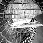 Lighthouse Spiral Staircase by khartist