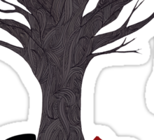 The Hanging Tree Sticker