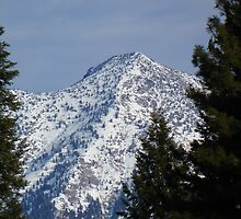 A Lofty Peak of Granite by © Betty E Duncan ~ Blue Mountain Blessings Photography