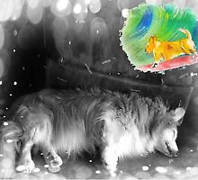 Dreamin' In Color by WhiteDove Studio kj gordon