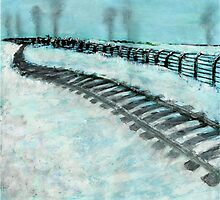 Death Rail to Treblinka by michael kenny