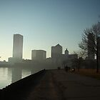 Milwaukee a city with a Harbor by Thomas Murphy