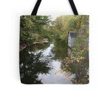 The Oconomowoc River Tote Bag