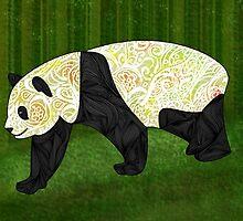 Panda by Ben Geiger