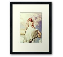 Pretty Bird Framed Print