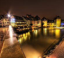 Lights on the Water by Luke Griffin