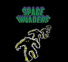 Arcade: Space Invaders by ccorkin