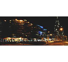 Mooloolaba Night-Life Photographic Print
