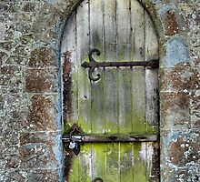 The Locked Door by JEZ22
