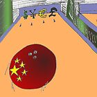 Chinese bowling ball heads for USD JPY EUR and GBP by Binary-Options