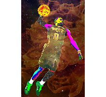 Russell Westbrook Photographic Print