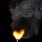 Flames of Love by Viktor Bors