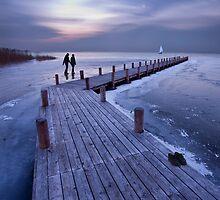 Levitaion by Viktor Bors