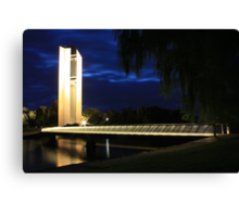 National Carillon, Australia Canvas Print
