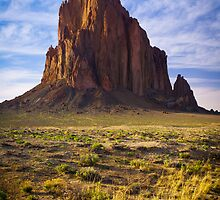 Shiprock by Inge Johnsson