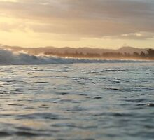 Gisborne Beach Pano by chaisetaylor