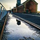 Titanic Series No1. Thompson Drydock Pumphouse by Chris Cardwell