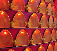 The 1000 Buddhas by S T
