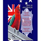 This Is Australia iPhone Case by judygal