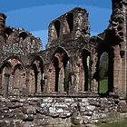 Furness Abbey by Colin Bentham
